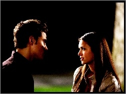 The Vampirie Diaries, Elena, Stefan